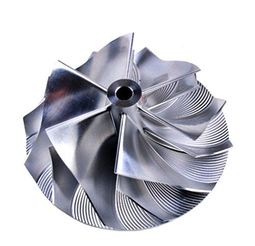 Price comparison product image Kinugawa Turbo Billet Compressor Wheel Mitsubishi TD03 14T (39.55 mm / 51 mm) 6+6 blade