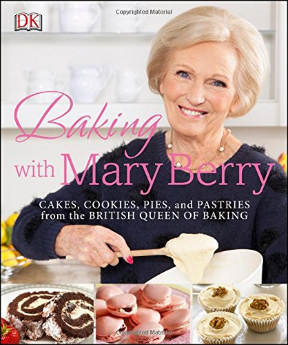 Baking with Mary Berry cover