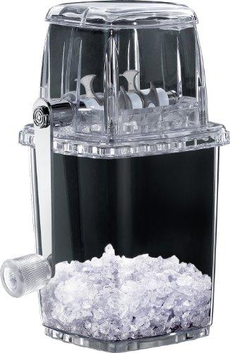 Cilio-Basic-Picador-de-hielo-manual-color-negro-y-transparente