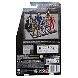 """DC Comics Justice League the Flash Action Figure, 6"""""""