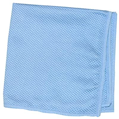 """S.M. Arnold Microfiber Glass Towel, Large, 13"""" x 17.71"""" (Pack of 12) [26-857]: Automotive"""