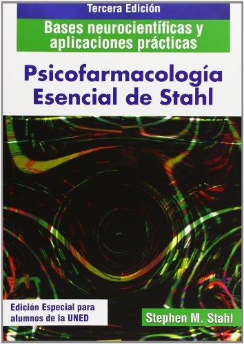 Descargar Libro Psicofarmacología Esencial De Stahl. Bases Neurocientíficas Y Aplicaciones Prácticas Stephen M. Stahl