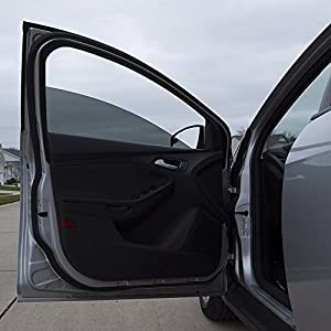 Gila Xtreme Limo Black 2.5% VLT Automotive Window Tint DIY Glare Control UV Blocking 24in x 78in (2ft x 6.5ft)