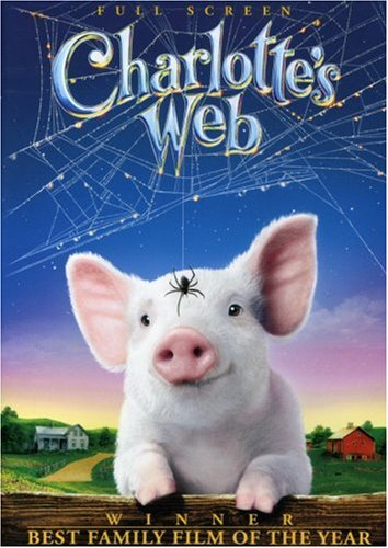 - Charlotte's Web (Full Screen Edition)