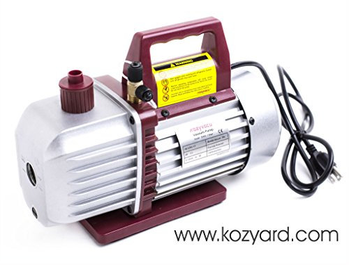 Kozyvacu Single Stage Conditioner Refrigerant Degassing