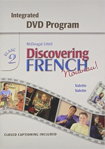 Discovering french nouveau integrated dvd program level 2 discovering french nouveau integrated dvd program level 2 fandeluxe Choice Image