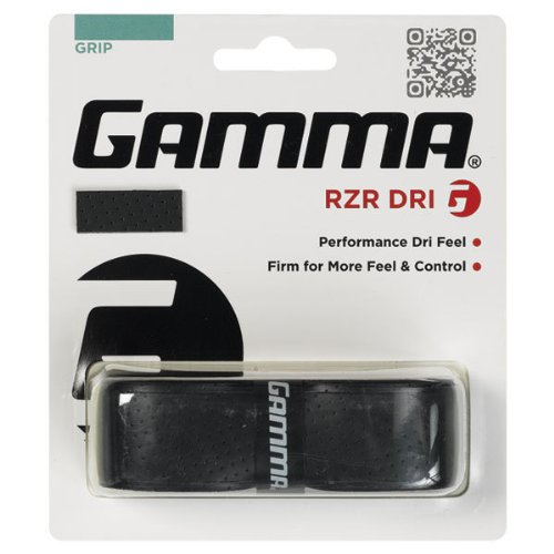 Gamma Sports Tennis Racquet RZR Dri Replacement Grip