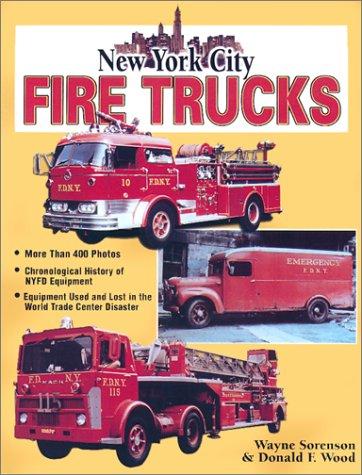 Fire Truck Cd Book (New York City Fire Trucks)