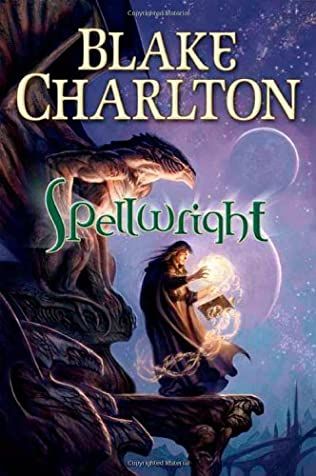 book cover of Spellwright