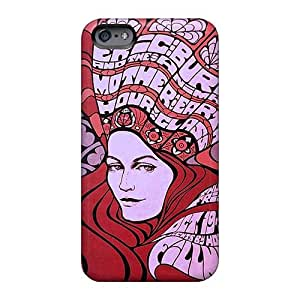 Iphone 6 YIU1695YSMC Special Colorful Design Grateful Dead Image Anti-Scratch Cell-phone Hard Covers -VIVIENRowland