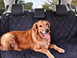 Lucky Pet's Pet Car Back Seat Cover Dog Hammock – Comfortable Pet & Protection from Stains, Spills, Claw Marks & Fur – Generous Size & Waterproof – Ideal for Cars, SUVs & Trucks – Easy Installation