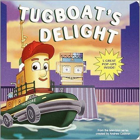 Tugboat's Delight (Mini Pops)