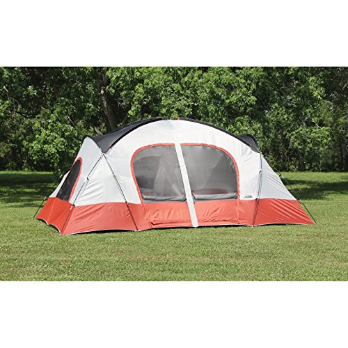 Bull-Canyon-Two-Room-Cabin-Dome-Tent  sc 1 st  Discount Tents Nova & Bull Canyon Two-Room Cabin Dome Tent | DiscountTentsNova