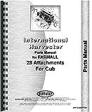 McCormick Deering 8 Planter Parts Manual