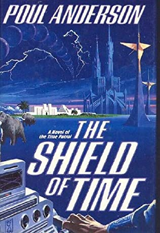 book cover of The Shield of Time