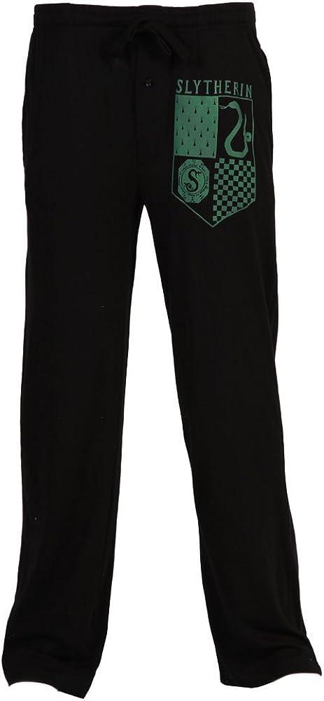 HARRY POTTER Slytherin House Adult Pajama Pants