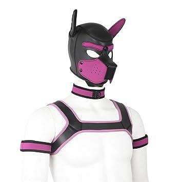 Máscara para la cabeza Bondage Restricciones para esclavos ...