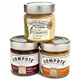 Wildly Delicious Compotes for Cheese - Apple Fig & Walnut (8.4 ounce)