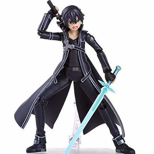 1pcs Anime Action Figure Toys 15cm Figma PVC Action Figure Collectible Model Toy 3 Face for birthday