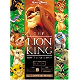 The Lion King Movie Collection (The Lion King/ The Lion King 2: Simba's Pride/ The Lion King 1 1/2)