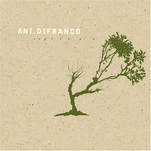 Cover of Reprieve by Difranco, Ani (2006) Audio CD