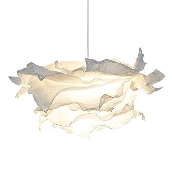 Modern Diy Pendelleuchte Papier Lampenschirm Runden Kreative Design