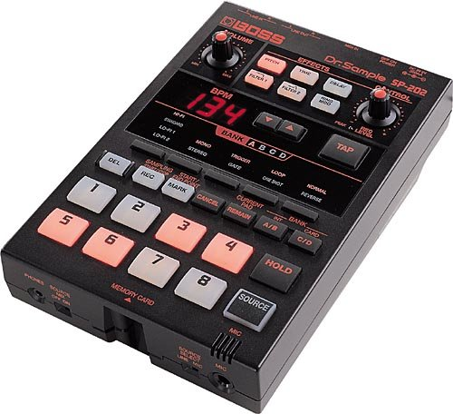 Boss Sp-202 202 Audio Sampler - Sp Boss
