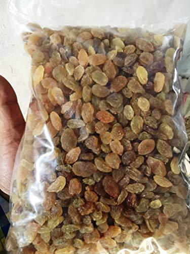 3P Golden Sweet Raisins-800 gm (200 gm x 4 packs)