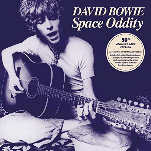 Space Oddity (50th  Anniversary EP) ()