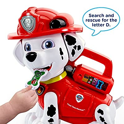 VTech Paw Patrol Treat Time Marshall: Toys & Games