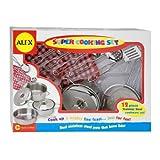 ALEX Toys - Pretend & Play Super Cooking Set 603N