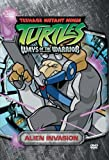 Teenage Mutant Ninja Turtles - Season 3, Volume 1: Alien Invasion, Ways of the Warrior