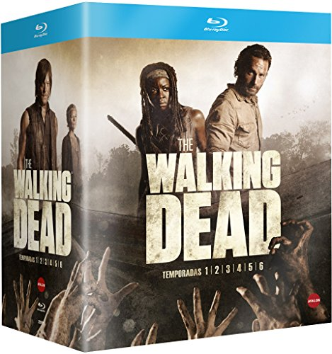 The-Walking-Dead-1-6-temporada-DVD