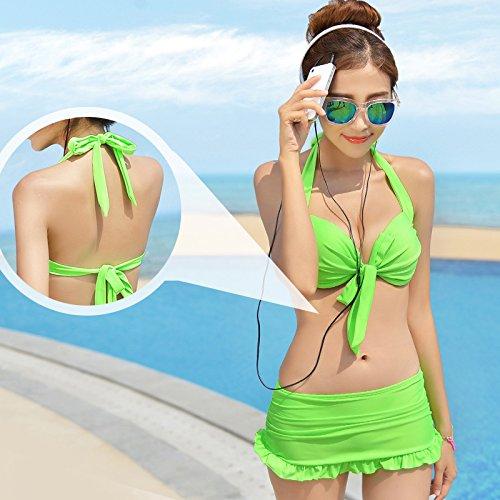 YUPE Hot spring Badeanzug kleider mode bikini Bademoden ferienhäuser strand