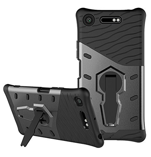 Sony Xperia XZ1 Case SunRemex Durable Armor with Full Body Protective and...
