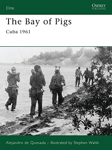 The Bay of Pigs: Cuba 1961 (Elite) (The Bay Pigs Of)