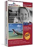 Thai-Basiskurs mit Langzeitgedächtnis-Lernmethode von Sprachenlernen24: Lernstufen A1 + A2. Thai lernen für Anfänger. Sprachkurs PC CD-ROM für Windows 10,8,7,Vista,XP / Linux / Mac OS X