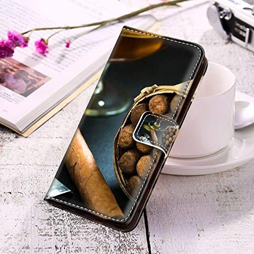 Cuban Cigar Wallet Case Fit for Galaxy S10 (2019) [6.1