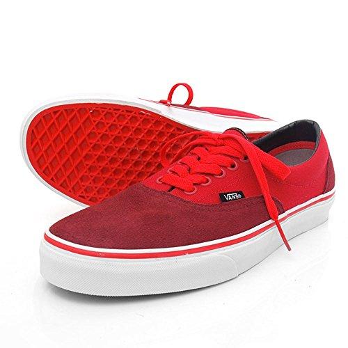 Vans Mens Era (2tone) Skate Schoen Tawny Port / Nar Red (7 D (m) Us)