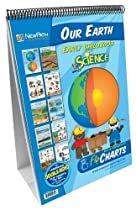 NewPath Learning Our Earth Curriculum Mastery Flip Chart Set, Early Childhood