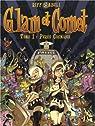 Glam et Comet, Tome 1 : Purée cosmique par Reb's