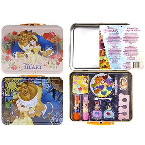 Disney Lunch Box Tin Beauty Set Includes: Nail