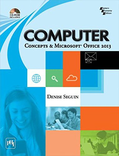 Download Computer Concepts And Microsoft Office 2013 (Cd) pdf