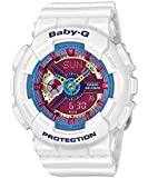 Casio Baby-G – Women's Analogue/Digital Watch with Resin Strap – BA-112-7AER