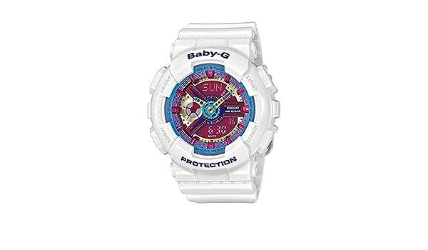 Amazon.com: Casio Baby-G BA-112-7AER - Womens Watch: Watches