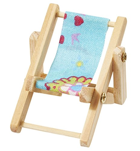 Mini Sdraio Da Spiaggia.Mini Sdraio Da Spiaggia 5 X 3 5 Cm Blu Amazon It Casa E Cucina