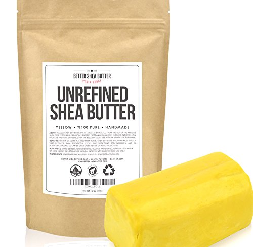 Yellow Shea Butter Better Products product image