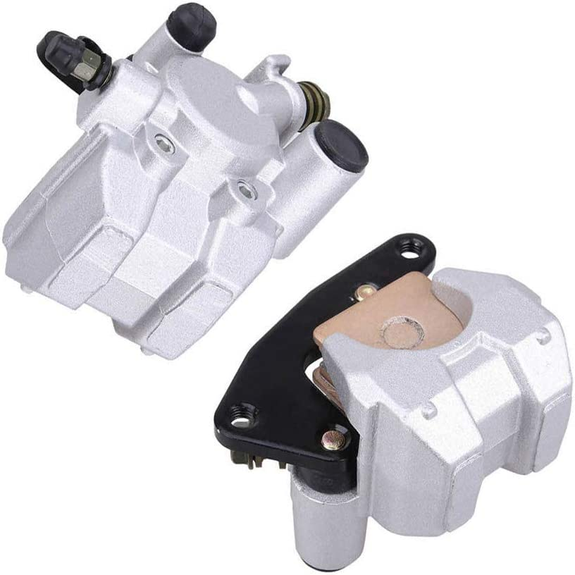 AUTO SE DUCKS FRONT BRAKE CALIPERS FOR YAMAHA GRIZZLY 660 YFM660 2002-2008