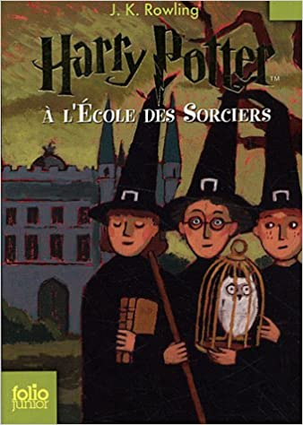 Harry Potter T01 Harry Potter A L Ecole Des Sorciers