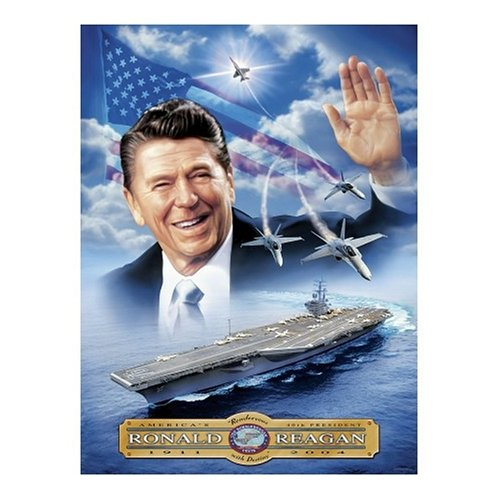 - Ronald Reagan Jigsaw Puzzle 550pc